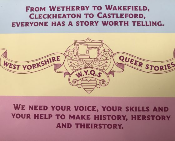 West Yorkshire Queer Stories