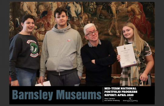 Look at what we've been doing with Barnsley Museums